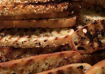 garlic-crouton-platter